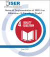 Status of Implementation of SDG 4 on Education: Is Uganda on  Track?