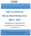 Submission to the Health Committee of Parliament on the National Health Insurance Bill, 2019
